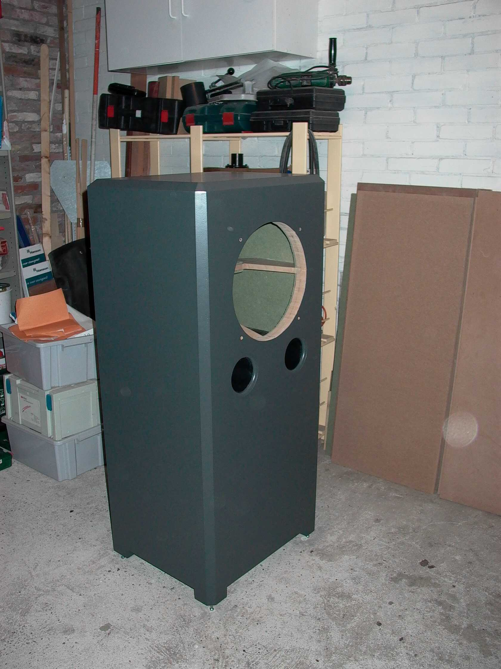 Image Result For Diy Loudspeaker Projects Troels Gravesena