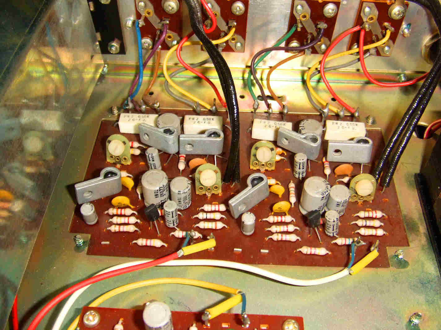Luxman Vintage Website 35w Amplifier Circuit