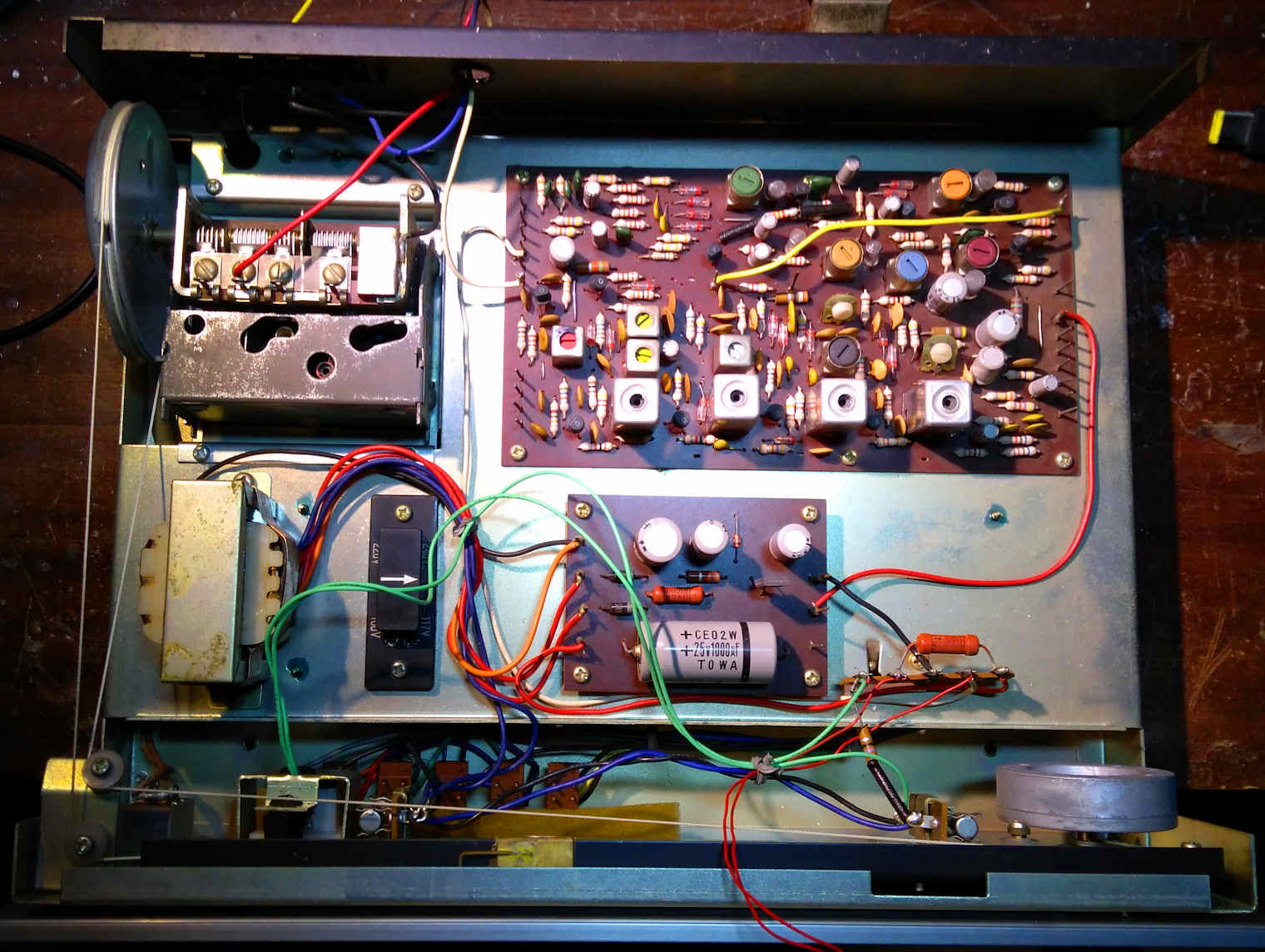 Luxman Vintage Website Download The Schematic In Pdf Format Click Here To Diagram Construction